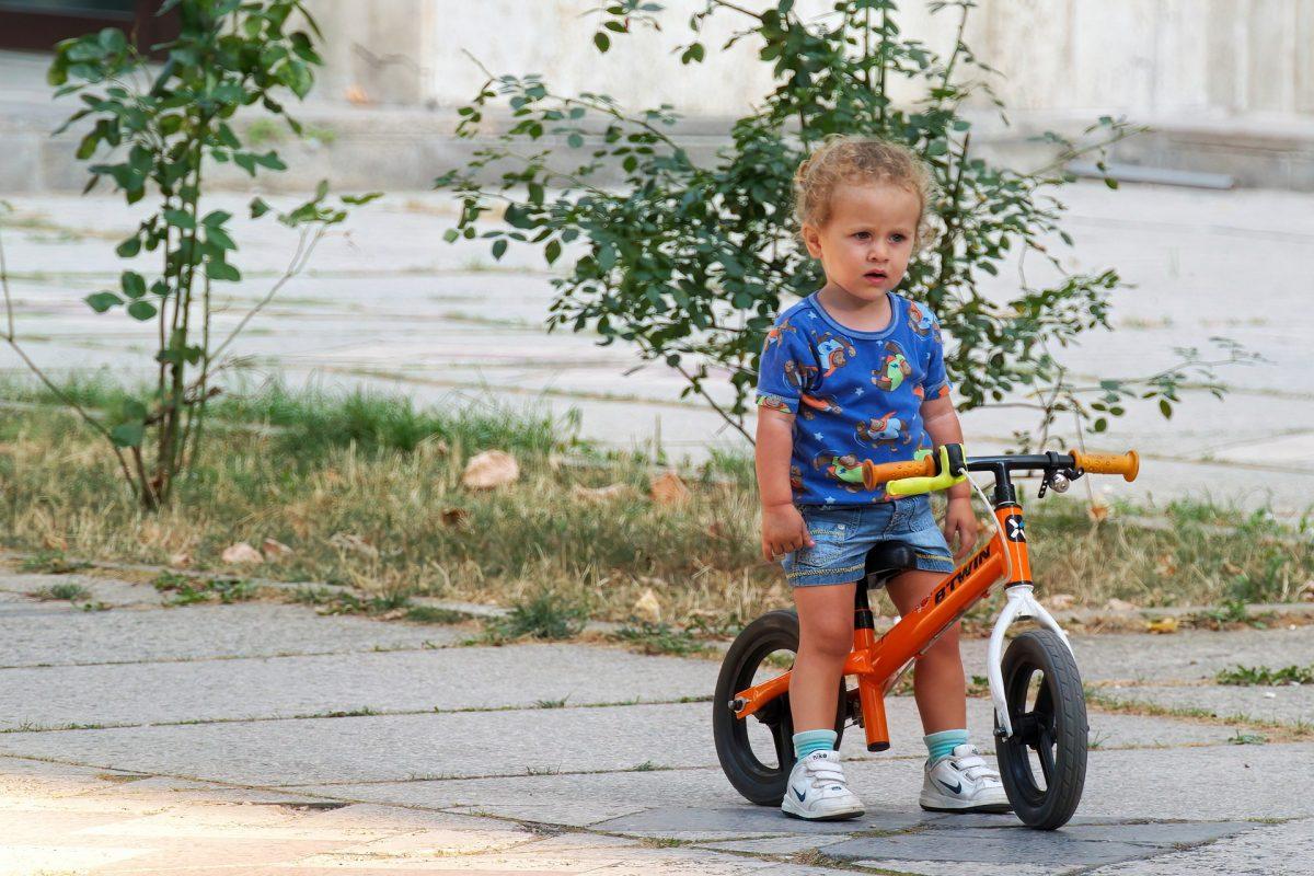 barn cykel